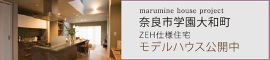 学園大和町 ZEH仕様住宅 モデルハウス公開中