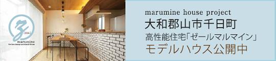 大和郡山市千日町 高性能住宅「ゼールマルマイン」モデルハウス公開中