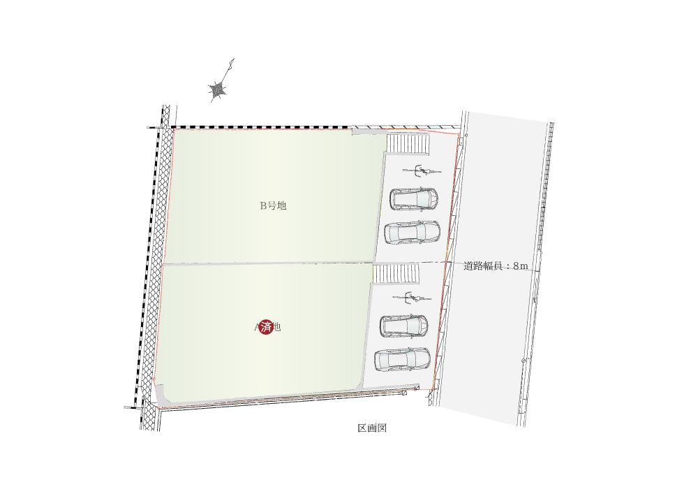 区画図 画像