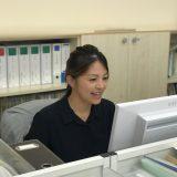 マルヤマの新しいスタッフをご紹介♬ 長原ゆり子です。