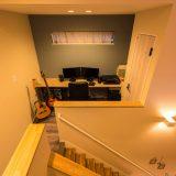 ヌックや書斎…隙間スペースを活かした家族が集う空間づくり