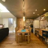 キッチン、洗面など水回りにオススメの床材とは?